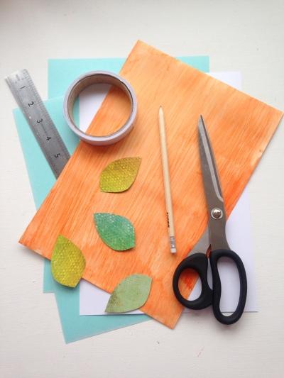 Paper pumpkins1